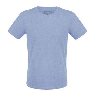 Pánské udržitelné tričko Melawear světle modré