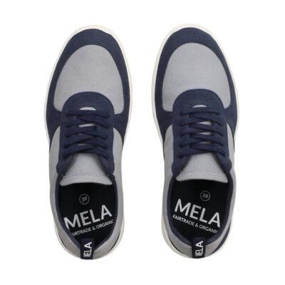 MELA Sneakers modro-šedé