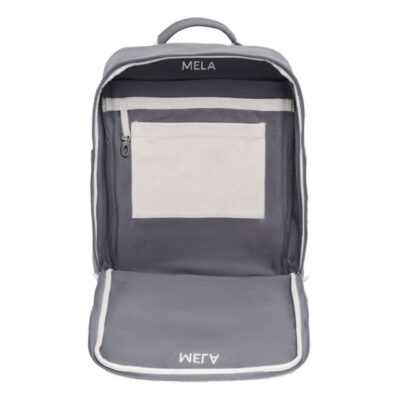 Batoh Mela II šedý