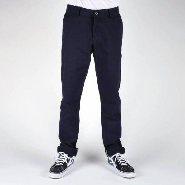 Pánské udržitelné kalhoty Dedicated Sudall navy