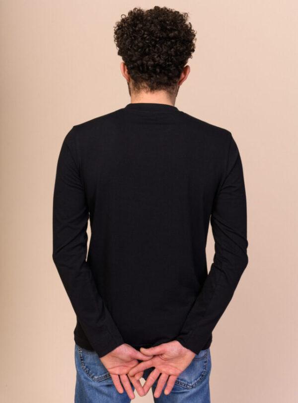 Pánské tričko Aroon černé
