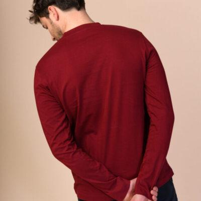 Pánské tričko Aroon červené