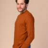 Pánské tričko Aroon hnědé