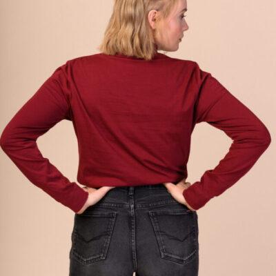 Dámské tričko Kala červené