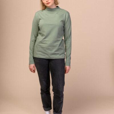 Dámské tričko Kala zelené
