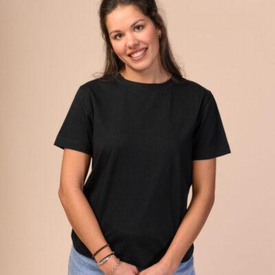 Dámské tričko Khira černé