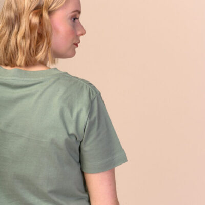 Dámské tričko Khira zelené