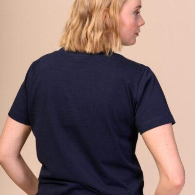 Dámské tričko Khira navy