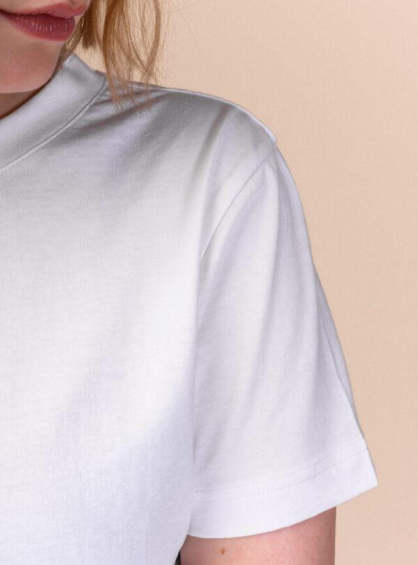 Dámské tričko Khira bílé