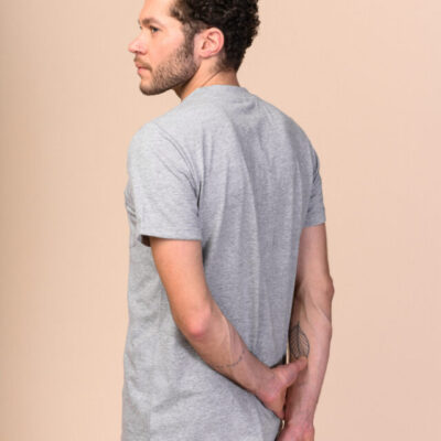 Pánské tričko Liem šedé