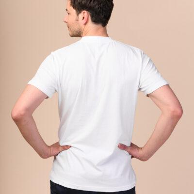 Pánské tričko Liem bílé