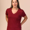 Dámské tričko Pria červené