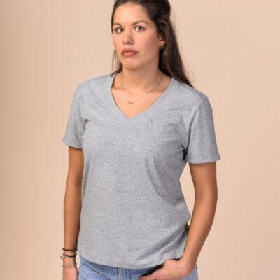 Dámské tričko Pria šedé